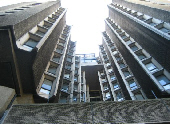 Voted 'Second Ugliest Building in London'